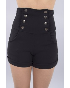 shorts-noirs-taille-haute